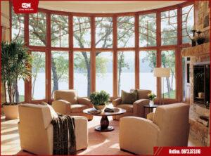 cua nhom xingfa van go ha noi 300x222 - [All]Tổng hợp tất cả các mẫu cửa nhôm Xingfa vân gỗ đẹp nhất
