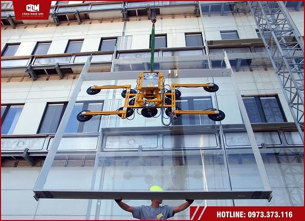 vach mat dung 02 - Thi công mặt dựng nhôm kính 2020