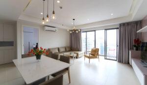 Cửa nhôm Xingfa có cầu cách nhiệt là giải pháp tuyệt vời cho các căn chung cư cao tầng
