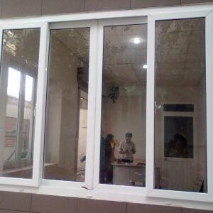 Cửa sổ mở trượt Xingfa