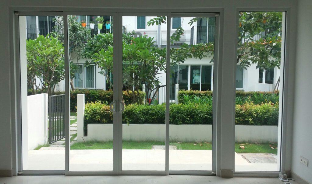 Cửa nhôm Xingfa chính hãng cung cấp bởi CNM DOOR