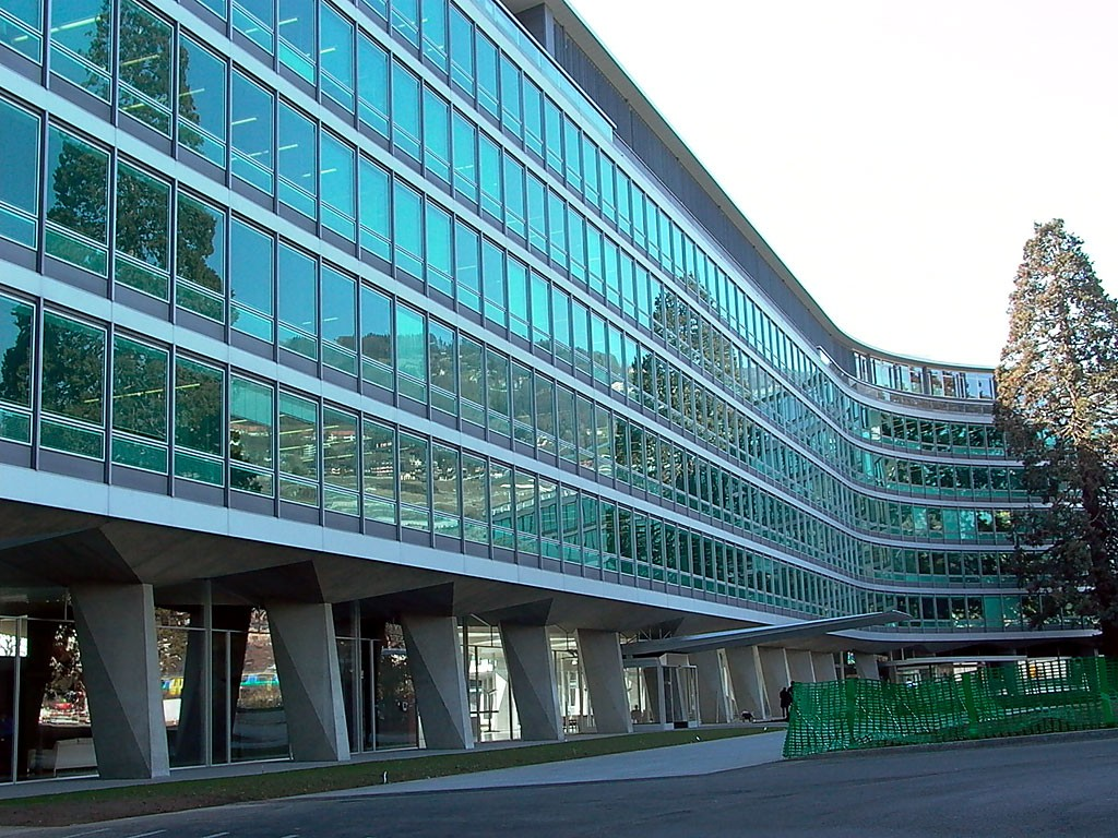 Vách mặt dựng được sử dụng tại các công trình lớn