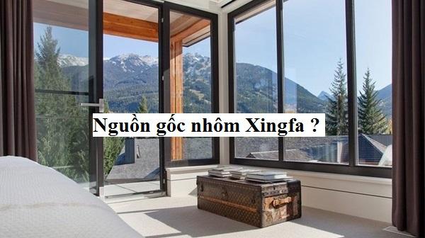 cua nhom xingfa 1 - Phân loại các mẫu cửa nhôm Xingfa hiện đại