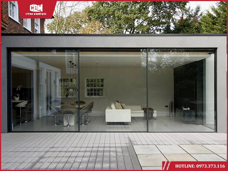 mau cua nhom pma 2 - Cách chọn mẫu cửa nhôm PMA theo phong cách thiết kế  công trình