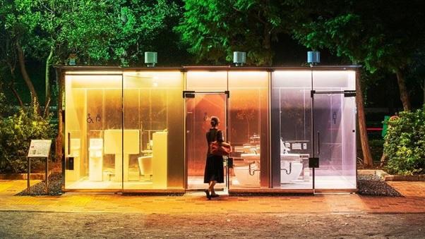 phong tam - Vách kính cường lực phòng tắm: thiết kế cách tân liệu có phù hợp văn hóa Á Đông?