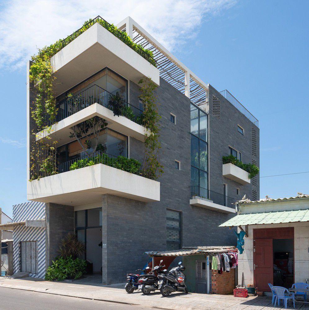 trong cay mat dung - Những giải pháp chống nóng cho cửa kính mặt tiền nhà phố hiệu quả