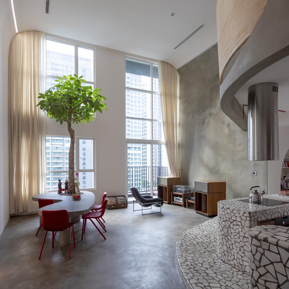kinh cuong luc mat dung - Kính cường lực trong kiến trúc: Không chỉ là chất liệu mà còn là biểu tượng!