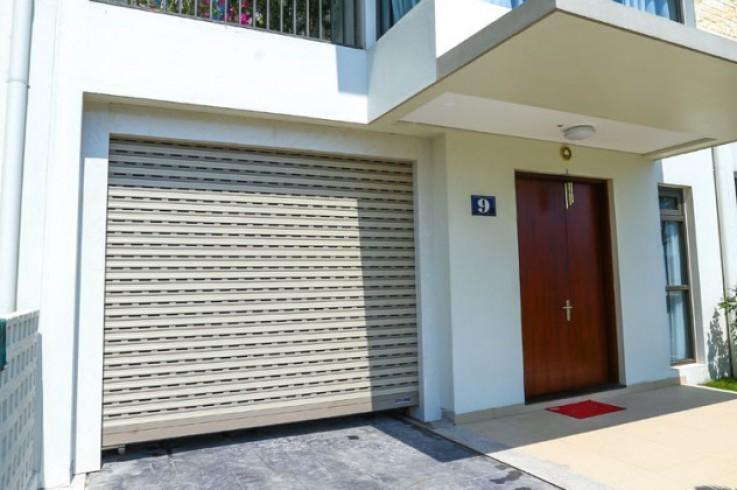 cua cuon khe thoang - Lắp đặt cửa cuốn cho nhà ở có an toàn không?